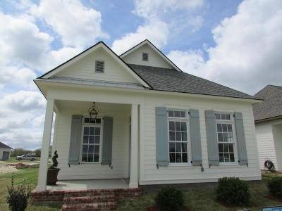 New Iberia Single Family Home For Sale: 2304 Teche Ridge Boulevard