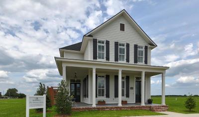 New Iberia Single Family Home For Sale: 2305 Teche Ridge Boulevard