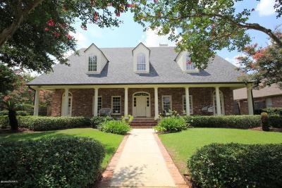 Lafayette Single Family Home For Sale: 110 Llansfair
