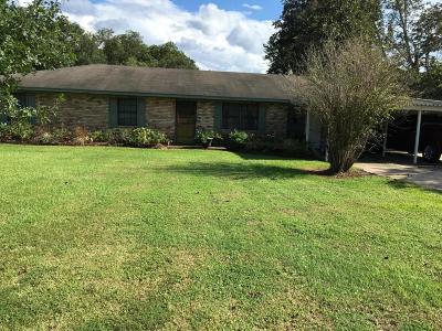 Washington Single Family Home For Sale: 804 Eugene Soileau Road