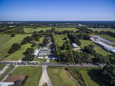Commercial Lots & Land For Sale: 400 E Gloria Switch Road