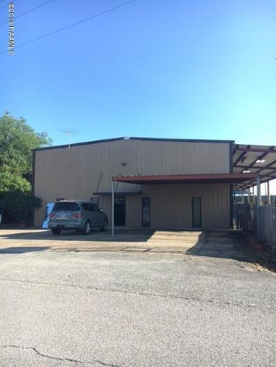 New Iberia Commercial For Sale: 2608 Southwest Drive