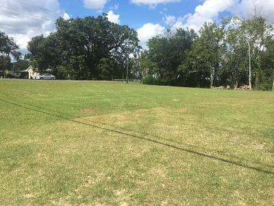St Mary Parish Residential Lots & Land For Sale: 1698 Iberia Street