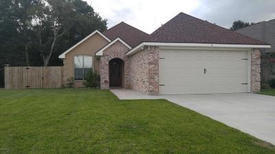 Milton Ridge Estates Single Family Home For Sale: 201 Milton Estates Lane