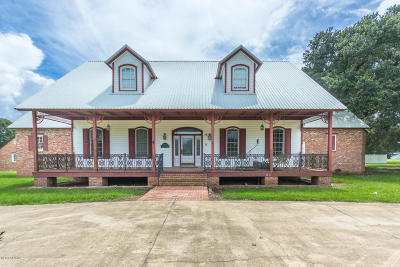 Carencro Single Family Home For Sale: 608 Rue Des Etoiles