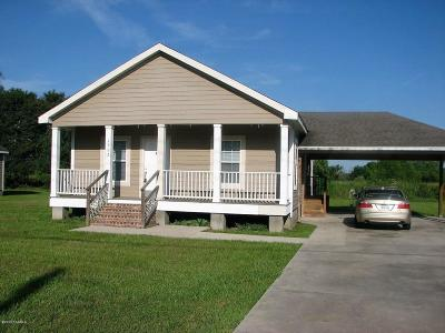Youngsville Single Family Home For Sale: 1202 S Larriviere Road