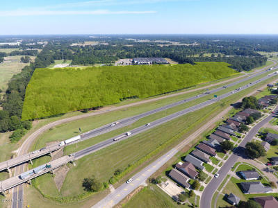 Lafayette Residential Lots & Land For Sale: I-10 Frontage Road