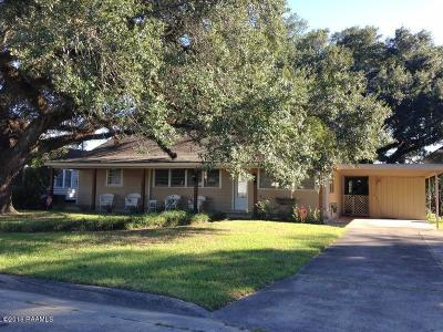 Abbeville Single Family Home For Sale: 407 5th Street