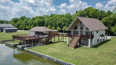 Port Barre Single Family Home For Sale: 453 N Wilderness Road