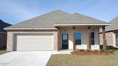 Youngsville Single Family Home For Sale: 109 Gray Birch Loop