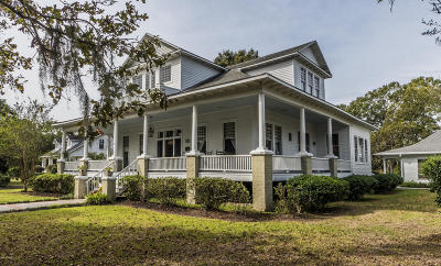 Abbeville Single Family Home For Sale: 425 Fairview Street