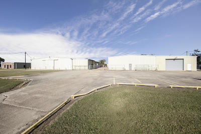 New Iberia Commercial For Sale: 702 Hangar Drive