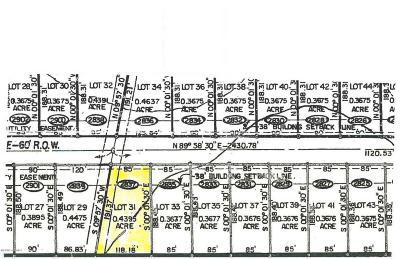 Vermilion Parish Residential Lots & Land For Sale: 2837 Orangewood