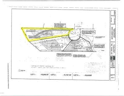 Lafayette Residential Lots & Land For Sale: 600 Blk Rue Chavaniac Lot 1