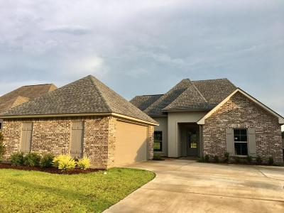 Woodlands Of Acadiana Single Family Home For Sale: 104 Olivewood Drive