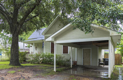 Abbeville  Single Family Home For Sale: 215 Third Street