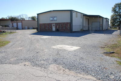 Lafayette Parish Commercial For Sale: 107 Bluffwood Drive
