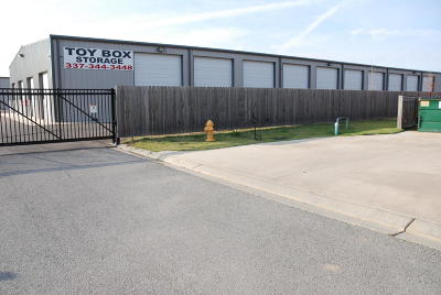Lafayette Parish Commercial For Sale: 107 Premier Road Bldgs A-D