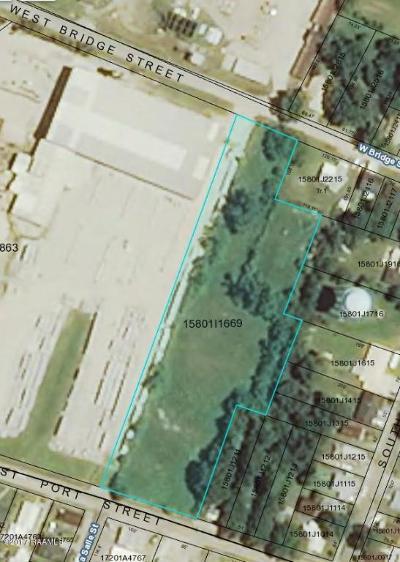 Commercial Lots & Land For Sale: West Port St And West Bridge Street