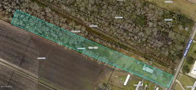 Iberia Parish Residential Lots & Land For Sale: 1712 N Neco Town Road