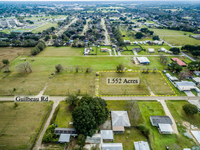 Lafayette Residential Lots & Land For Sale: 900 Guilbeau Road