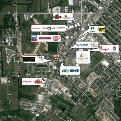 Lafayette Residential Lots & Land For Sale: 5800 Blk Johnston Street