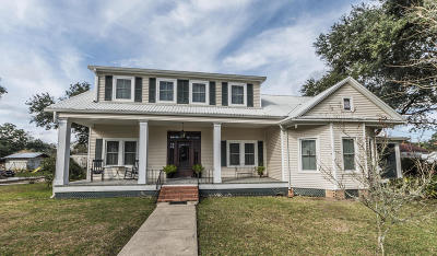 Charenton Single Family Home For Sale: 137 Convent Street