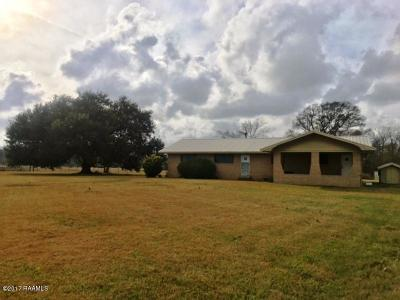 Abbeville Single Family Home For Sale: 7518 La. Hwy. 690