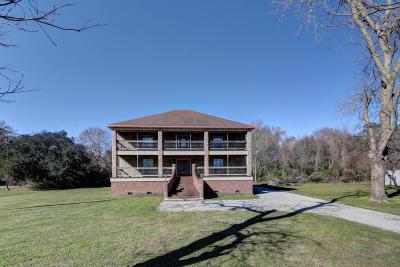Erath Single Family Home For Sale: 103 Old Railroad Drive