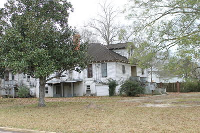 St Landry Parish Commercial For Sale: 650 W Park