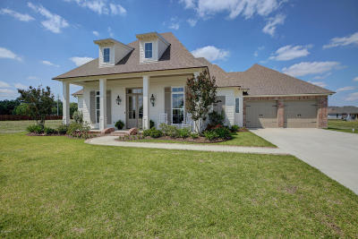 Broussard Single Family Home For Sale: 105 Snapping Lane
