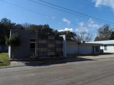 Evangeline Parish Commercial For Sale: 408 W Cotton
