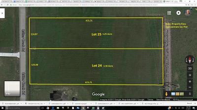 St Landry Parish Residential Lots & Land For Sale: Lot 25 Critter Creek Road