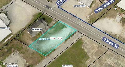 Iberia Parish Commercial Lots & Land For Sale: 1114 E Main Street