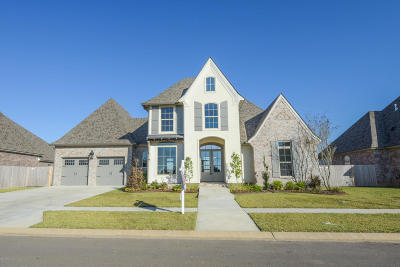 Sabal Palms Phase 2 Single Family Home For Sale: 309 Sylvester Drive
