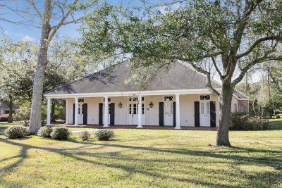 New Iberia Single Family Home For Sale: 31 Oak Place