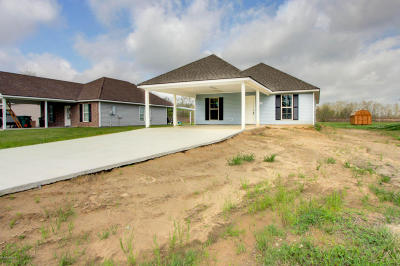 Breaux Bridge Single Family Home For Sale: 1176 Ches Broussard