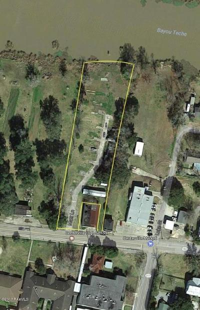 St Mary Parish Residential Lots & Land For Sale: 9218 Hwy 182