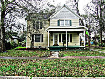 Jennings Single Family Home For Sale: 427 E 2nd Street