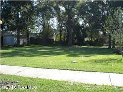 Jefferson Davis Parish Residential Lots & Land For Sale: 425 E 2nd