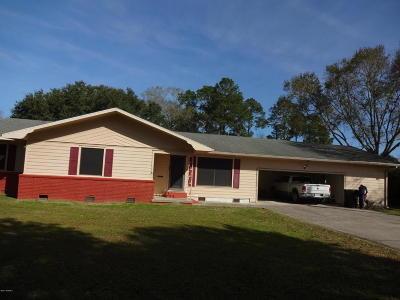 Kaplan Single Family Home For Sale: 500 Bert Street
