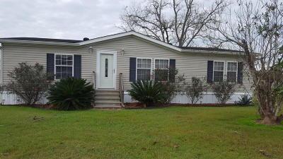 Arnaudville Single Family Home For Sale: 529 Oscar Rivette Road