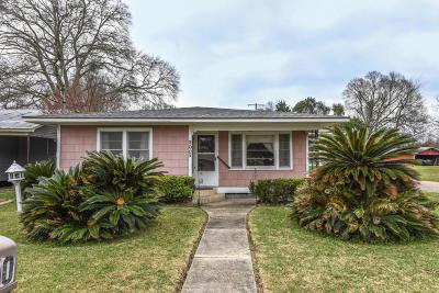 Scott Single Family Home For Sale: 200 Delhomme Avenue
