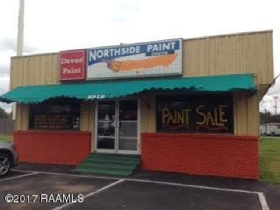 Lafayette Commercial For Sale: 2318 Moss Street