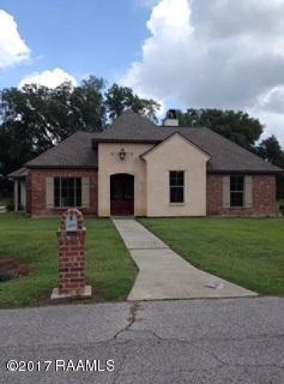 Abbeville Single Family Home For Sale: 12406 Beau Soleil Drive