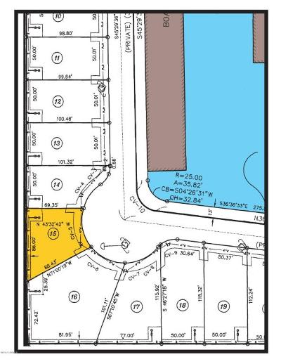Pecan Island Residential Lots & Land For Sale: 15 Marina Road