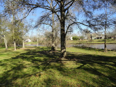 Vermilion Parish Farm For Sale: 5835 Woodlawn (Land) Road