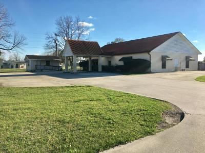 Commercial For Sale: 1166 Bordelon Road