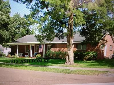 Iberia Parish Single Family Home For Sale: 512 Ashton Street