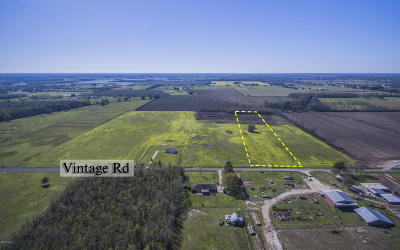 Acadia Parish Farm For Sale: 0-6 Vintage Road